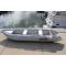 12' Saturn KaBoat SK396 - Light Grey - Side View