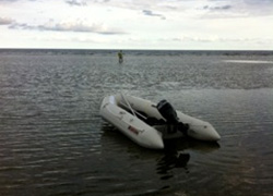 Saturn inflatable boat testimonial 1