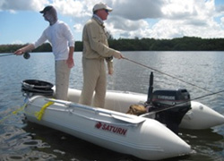 Saturn inflatable boat testimonial 2