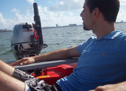 Saturn inflatable boat testimonial 5