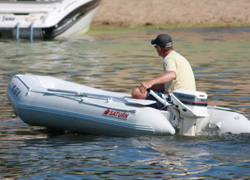 Saturn inflatable boat testimonial 7