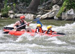 Saturn inflatable kayak testimonial