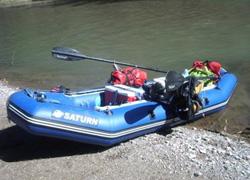 Saturn Inflatable Raft